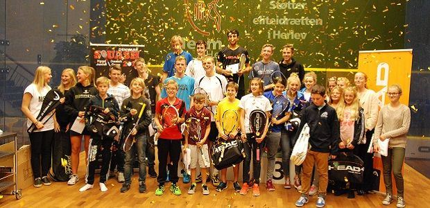 HEAD Danish Junior Open 2014