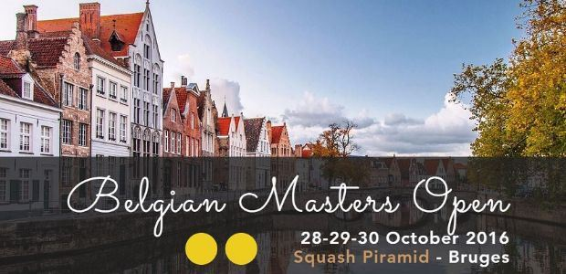 First Belgian Masters Open: great fun in Bruges!