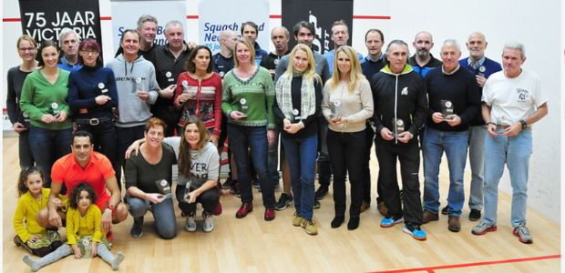 Dutch Open Masters 2016 successfully held in Rotterdam