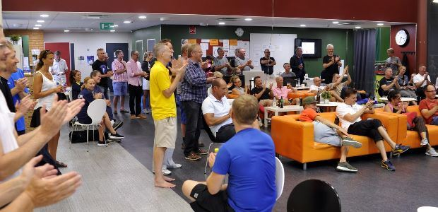 Meltron Finnish Masters Open - Squash, summer and Helsinki go together!