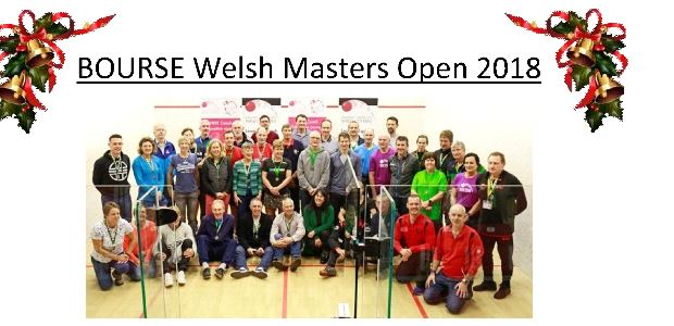 BOURSE Welsh Masters Open 2018
