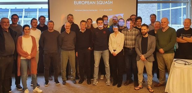 European Tournament Director Seminar 11th and 12th January 2020
